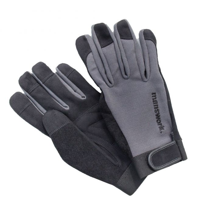 Manswork Synthetic Work Gloves