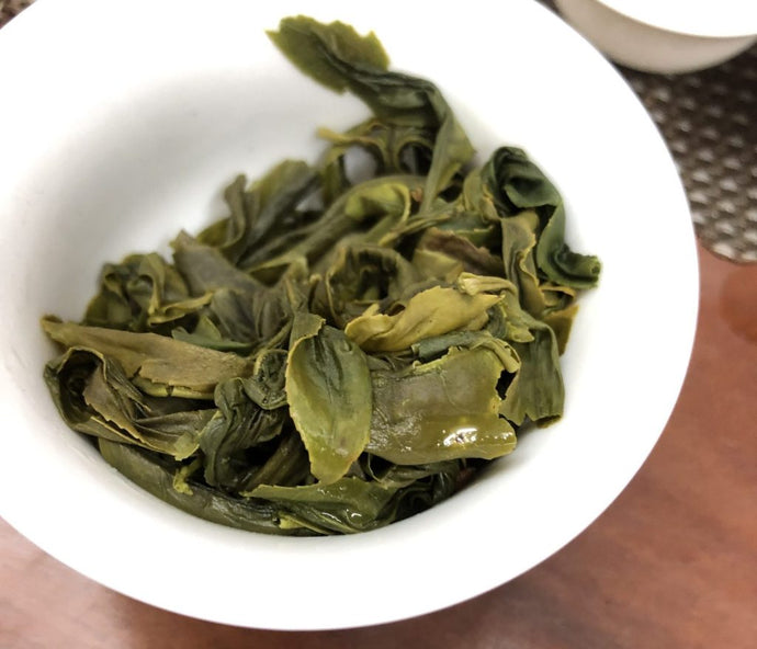 What's the deal with Chou Shi 抽湿 tea?