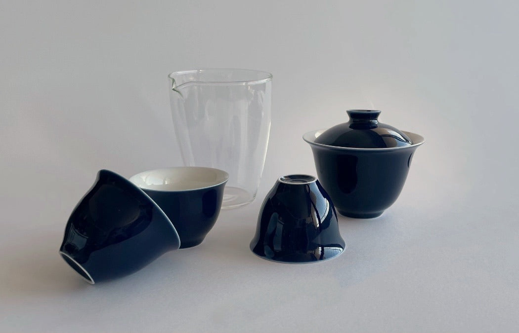 Gongfu cha Travel Set