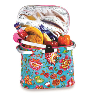 Shelby Collapsible Market Tote Picnic Plus