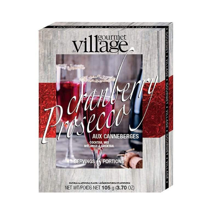 Gourmet Village Cranberry Prosecco