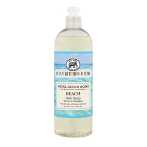 Michel Design Works Dish Soap-Beach