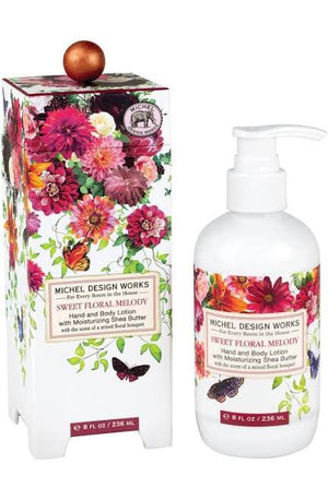 Michel Design Works Lotion-Sweet Floral Melody