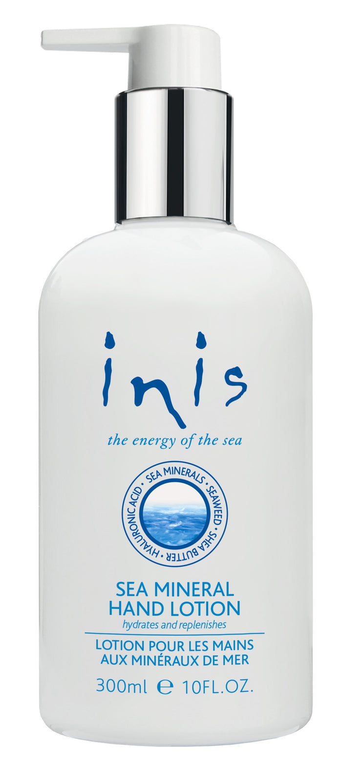 Inis Energy of the Sea Mineral Hand Lotion 10 fl.oz.