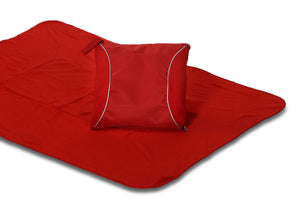 Fleece Blanket Cushion