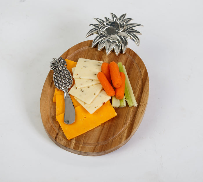 Pineapple Tropical Cheese Board