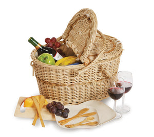 Eco Creston Two Person Picnic Basket