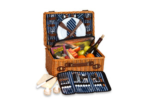 Wynberrie Four Person Picnic Basket