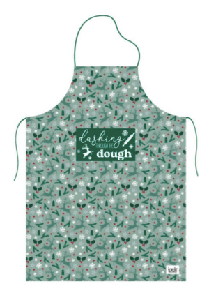 Dashing Through the Dough Apron