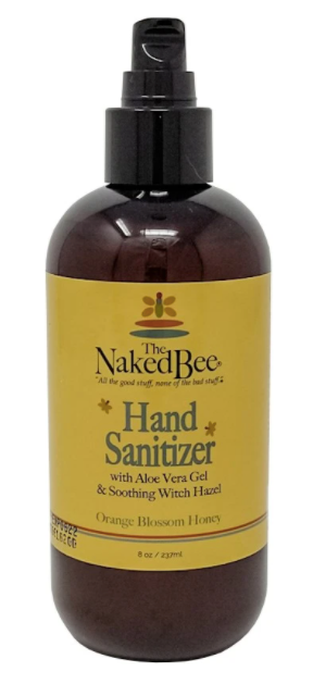 The Naked Bee Hand Sanitizer Spray