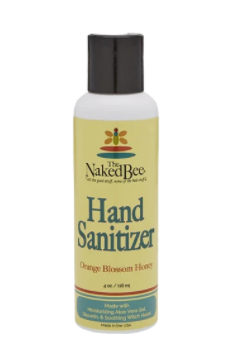 The Naked Bee Hand Sanitizer Gel