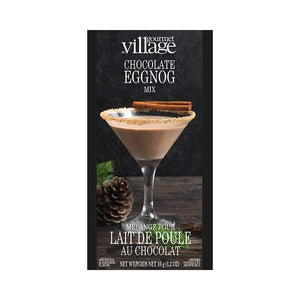 Village Gourmet Chocolate Eggnog Mix