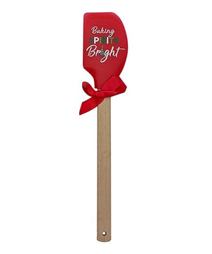 Baking Spirits Bright Spatula
