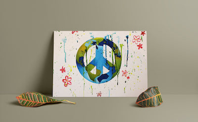 """World Peace"" – Print"