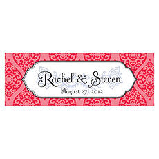 MOROCCAN SMALL RECTANGULAR TAG - AyaZay Wedding Shoppe
