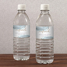 AGATE ALLURE WATER BOTTLE - AyaZay Wedding Shoppe