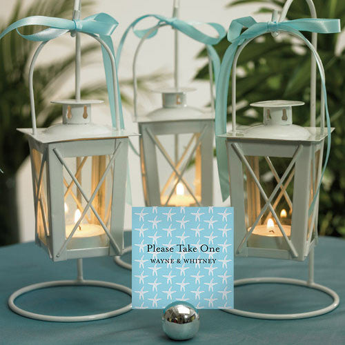 MINI LANTERNS WITH HANGER (2/pkg) - AyaZay Wedding Shoppe