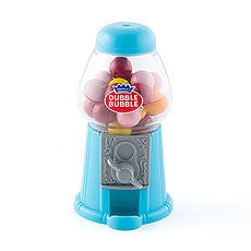 MINI CLASSIC BLUE GUMBALL DISPENSER - AyaZay Wedding Shoppe