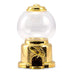 MINI GUMBALL MACHINE PARTY FAVOUR - GOLD - AyaZay Wedding Shoppe