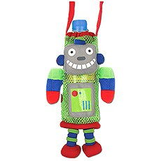 WATER BOTTLE CARRIER - ROBOT BOTTLE BUDDY - AyaZay Wedding Shoppe