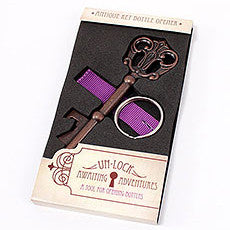 ANTIQUE STYLE KEY BOTTLE OPENER IN GIFT PACKAGING - AyaZay Wedding Shoppe