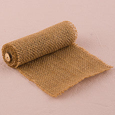 BURLAP WRAP BY THE ROLL - AyaZay Wedding Shoppe