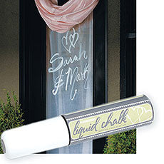 LIQUID CHALK WEDDING MARKER - AyaZay Wedding Shoppe