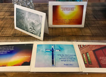 "Load image into Gallery viewer, Productions By Faith Greeting Cards Bundle - ""For God So Loved The World"""