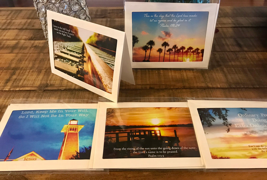 Productions By Faith Greeting Cards Bundle -