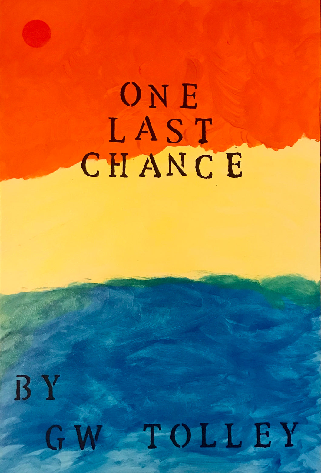 ONE LAST CHANCE - Book