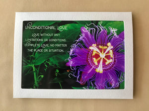 "Productions By Faith Greeting Cards Bundle - ""Unconditional Love"""