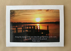 "Productions By Faith Greeting Cards Bundle - ""Still Small Voice"""