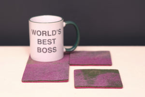 heather hills coasters