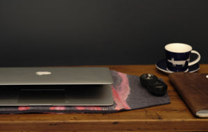free flowing pinks and silk - MacBook