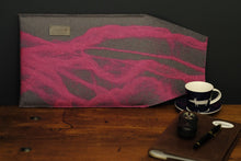 Load image into Gallery viewer, free flowing magenta pink - MacBook