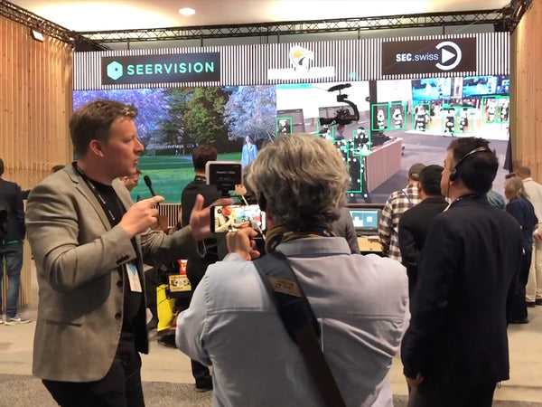 CIM Tours at NAB2019 in Las Vegas