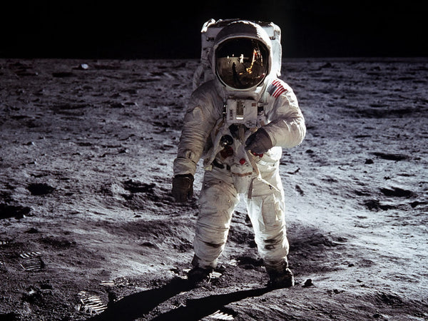 NRF 2019 Retail's Big Show & 50th Anniversary of the Apollo Moon Landing