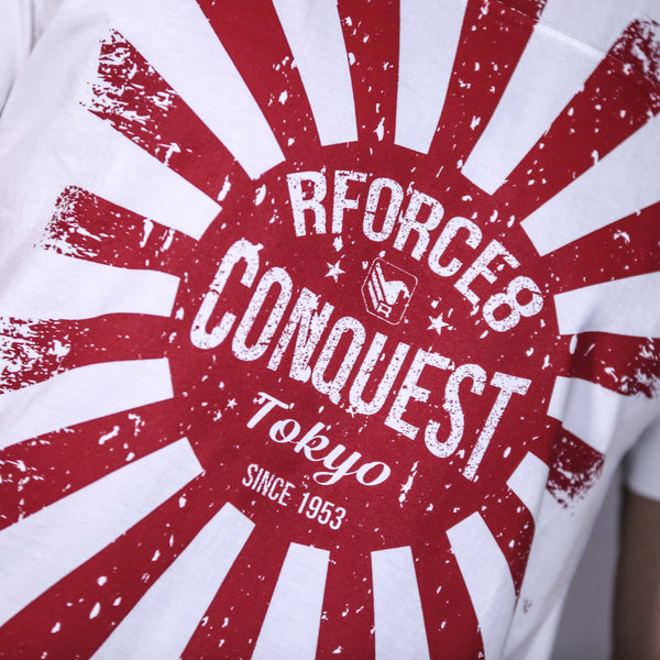 RFORCE8 - Shirts - Conquest tokyo