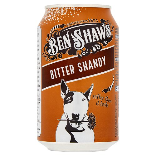 Ben Shaws Bitter Shandy