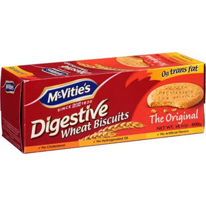 McVities Digestives Original 400g Box