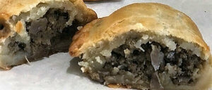 Beef & Onion Pasty