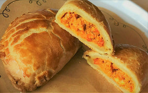 Chicken Tikka Pasties