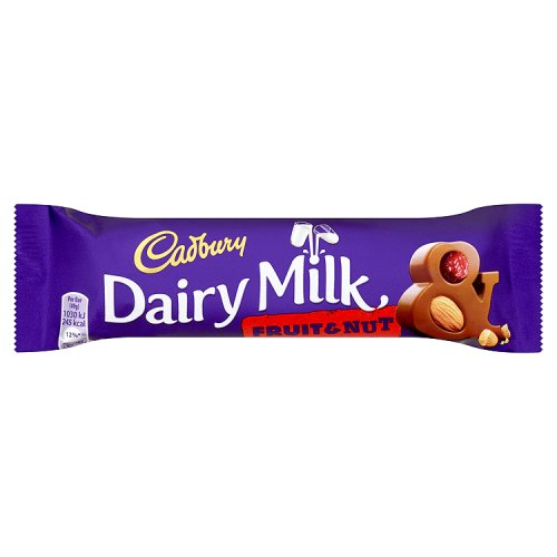 Dairy Milk Fruit & Nut Small