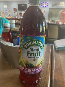 Robinsons Real Fruit Apple & Blackcurrant