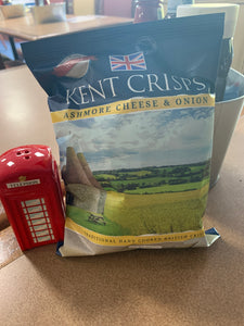 Kent Crisp Cheese and Onion