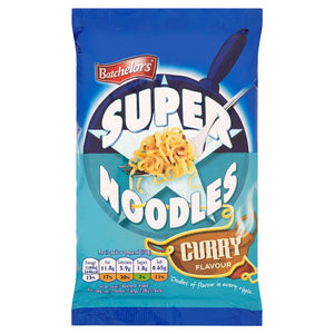 Super Noodles Curry