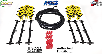 Flow-Rite Pro-Fill BG-U36V-BG (6v x 6) 36V Golf Cart Watering Kit w/ Pump