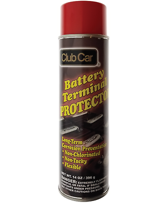 Golf Cart Battery Terminal Spray- Formulated for Golf Cars/Deep Cell Batteries