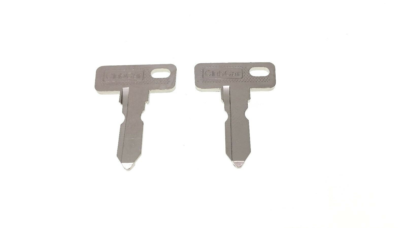 Club Car Golf Cart Key(s) Replacement 1984 to current. 2 Keys