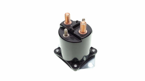 OEM Club Car Golf Cart Gas (1013609) 12-volt Starter Solenoid, 4 terminal,